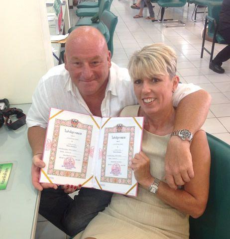 TONY & LISA BADGER